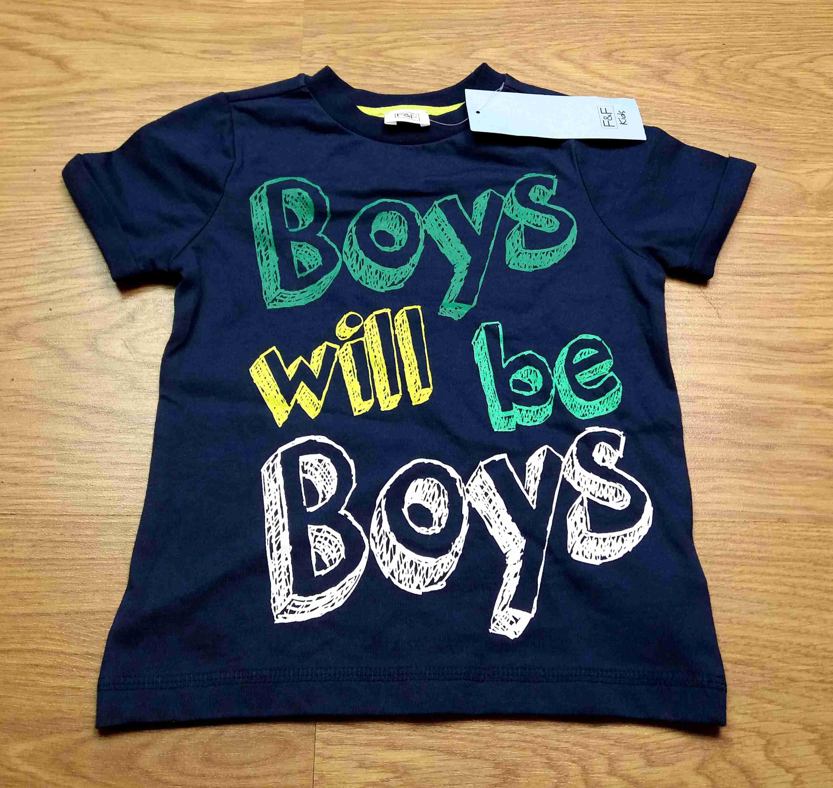 b3b20d877bf5 tričko kr.rukáv modré s nápisem FF vel 86