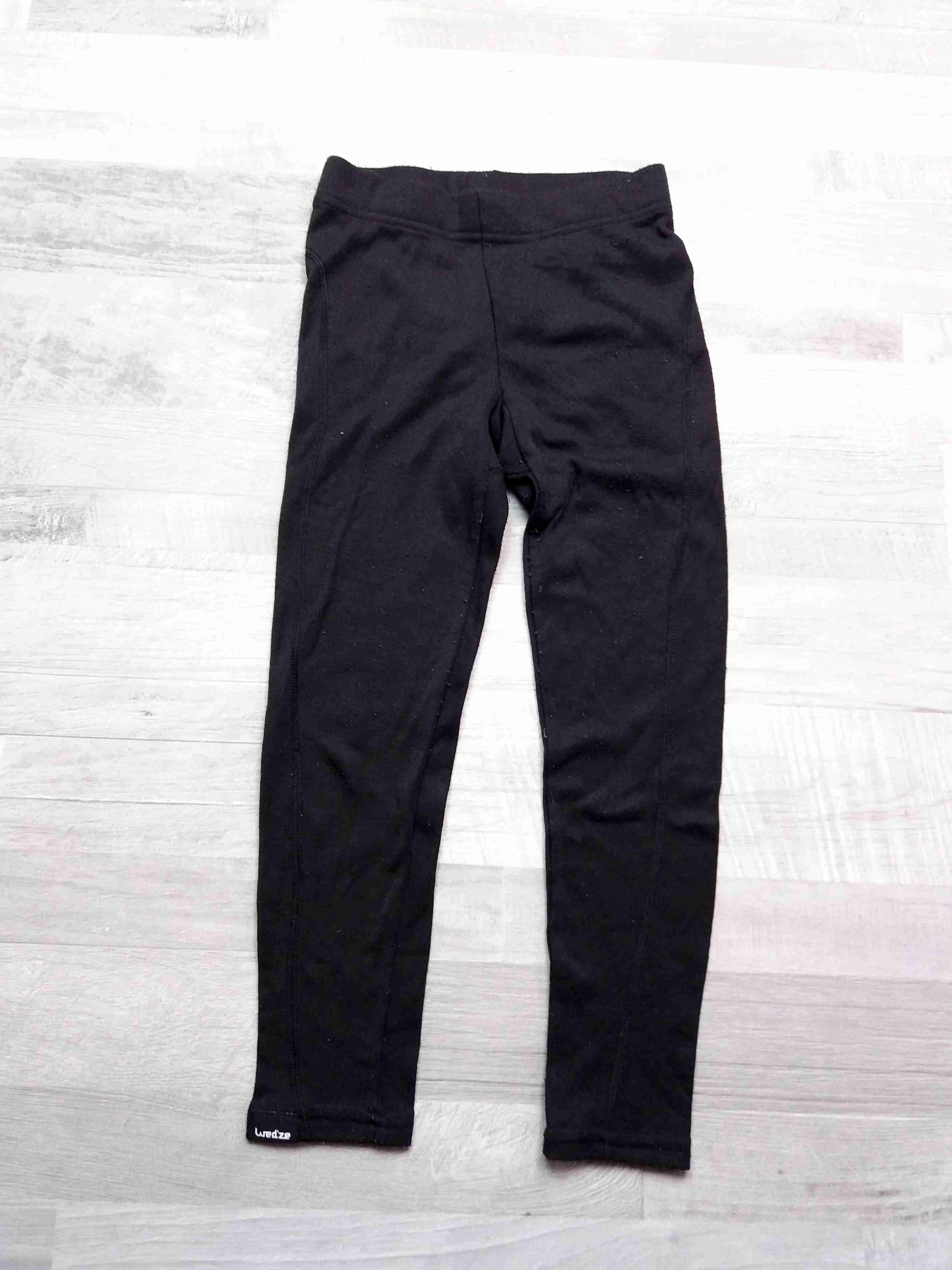 f9dceea43efb funkční spodní kalhoty černé vel 128