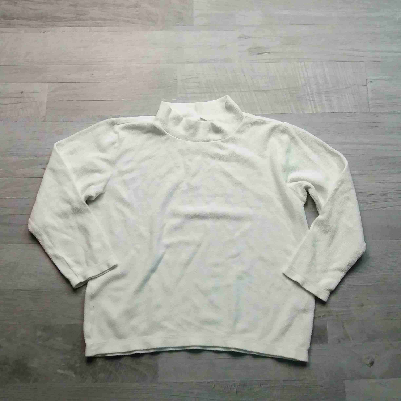tričko od pyžama fleesové bílé vel 128 6010701750