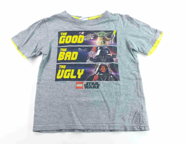 23ab10772fe tričko šedé s obrázkem Star Wars FF vel 116