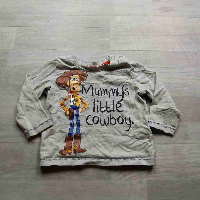3c3d796c188 tričko dl.rukáv šedé Toy Story DISNEY vel 68