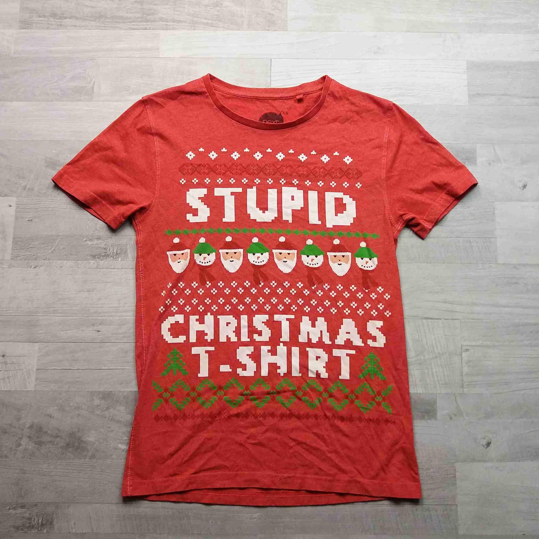 tričko kr.rukáv červené vánoční NEXT vel XS  9ae34d888d